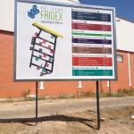 Nuevos directorios en Polígono Fridex