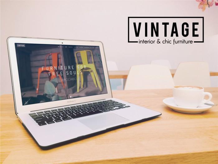 Decoracion Vintage lanza su nueva web