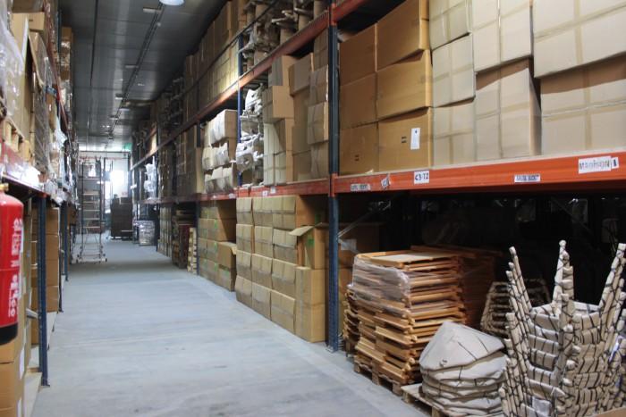 Decoracion Vintage refuerza su capacidad logística